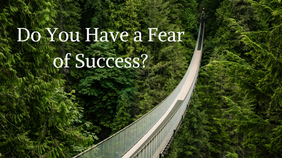Do you have a fear of success Business Coach