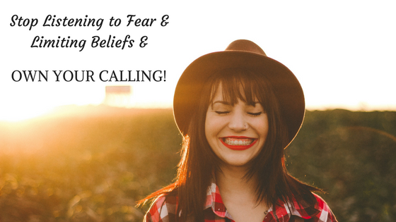 Stop Listening to Fear & Limiting Beliefs